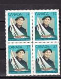Canada 1988 navigatie  MI 1195 bloc de 4   MNH  w59