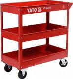 YATO Carucior mobil pentru scule cu trei rafturi 795x790x370 mm