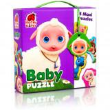 Puzzle Maxi Bebelusi Animale de la Ferma, 13 piese Roter Kafer RK1210-01 B39017201