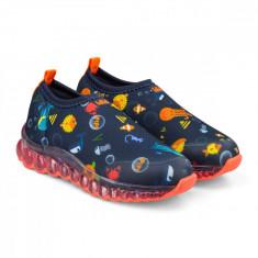 Pantofi Sport LED Bibi Roller Celebration Galaxy 27 EU