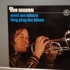 Rod Mason – Meet..... the Blues (1977/Phonoco/RFG) - Vinil/Jazz/Impecabil (NM+), emi records
