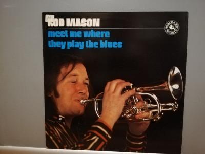 Rod Mason – Meet..... the Blues (1977/Phonoco/RFG) - Vinil/Jazz/Impecabil (NM+) foto