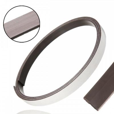 Banda magnetica cu adeziv- Polaritate B foto