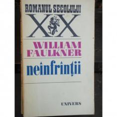 NEINFRINTII - WILLIAM FAULKNER