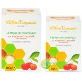 Laptisor De Matca Pur cu Vitamina C Naturala din Acerola 100g + 25g