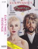 Caseta audio:  Eurythmics – Revenge ( originala, stare foarte buna )