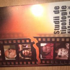 Dumitru Carabat - Studii de tipologie filmica (Editura Fundatiei PRO, 2000)