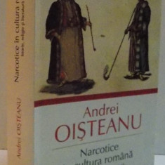 NARCOTICE IN CULTURA ROMANA , 2014