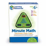 Joc electronic Minute Math, Learning Resources