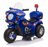 Mini Motocicleta electrica cu 3 roti LQ998 STANDARD Albastru