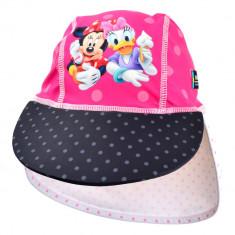 Sapca copii Minnie Mouse 4-8 ani protectie UV Swimpy for Your BabyKids