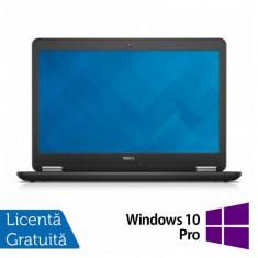 Laptop DELL Latitude E7450, Intel Core i5-5300U 2.30 GHz, 8GB DDR3, 240GB SSD, 14 Inch + Windows 10 Pro
