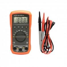 Multimetru digital Sal SMA 92, cordoane incluse, memorie, alimentare 9 VDC