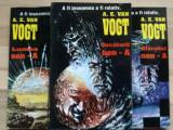 Lumea Non-a. Jucatorii Non-a. Sfarsitul Non-a - A.E. van Vogt
