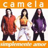 CD Camela – Simplemente Amor, original