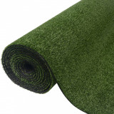 Gazon artificial, verde, 1,5 x 8 m/7-9 mm
