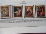 CONGO-PICTURI RUBENS-NESTAMPILATE