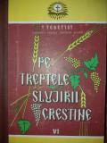 TEOCTIST PATRIARHUL - PE TREPTELE SLUJIRII CRESTINE - VOL. VI {1992}