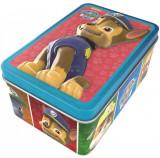 Puzzle 3D Nickelodeon PAW Patrol cutie metal/carte de povesti/figurine