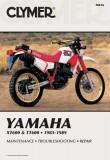 Yamaha XT/Tt600, 1983-1989: Service, Repair, Maintenance