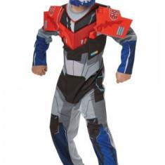 Costum Optimus Prime masura 5-6 ani