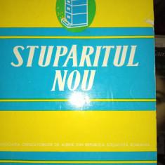 STUPARITUL NOU - CONST L. HRISTEA, BIBLIOTECA APICULTORULUI 1976,495 PAG