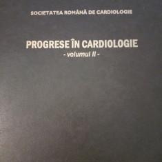 Progrese în cardiologie volumul 2