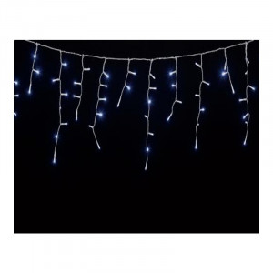 Instalatie luminoasa cu turturi Well, 300 x LED, Alb