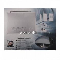 Sistem de Alarma Wireless Pentru Locuinte LT2001A