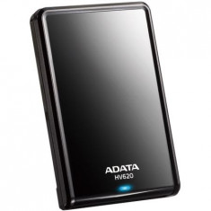 "Hard disk extern ADATA  HV620, 500GB, 2.5"", USB 3.0, Negru"