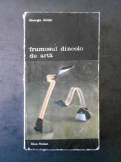 GHEORGHE ACHITEI - FRUMOSUL DINCOLO DE ARTA foto