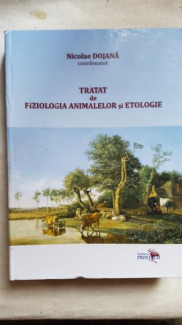 NICOLAE DOJANA - TRATAT DE FIZIOLOGIA ANIMALELOR SI ETOLOGIE