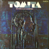 Vinil Tomita – Pictures At An Exhibition (VG++)