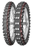 Motorcycle Tyres Mitas Terra Force-MX SM ( 90/100-16 TT 51M Roata spate, Mischung SOFT Mediu, NHS, rot & gelb )