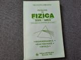 PROBLEME DE FIZICA TESTE GRILA ADMITERE MEDICINA NICOLETA ESEANU RF22/4