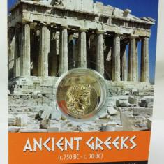 "Monedă Grecia Antică din Atena - ""Athens Stater"", reproducere, Europa"