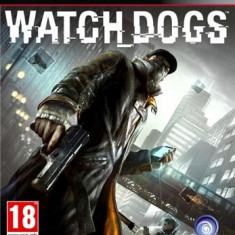 Watch Dogs Ps3 + 3 Dlc-Uri