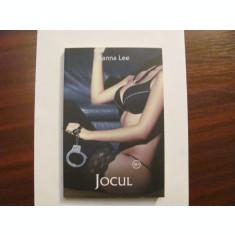"""PVM - Hanna LEE """"Jocul"""" / necitita / varsta 18+"""