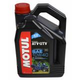 Ulei motor Motul 4T ATV-UTV 10W-40 4L