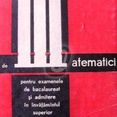 Culegere de probleme de matematici (1969)
