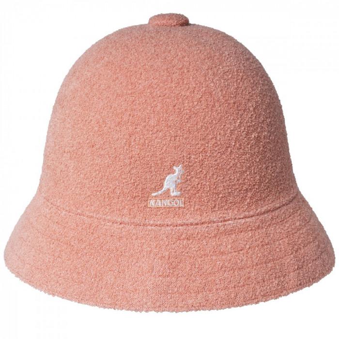 Palarie Kangol Bermuda Casual Roz (Masura : M) - Cod 4324235156