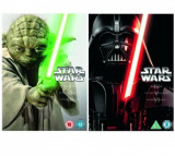 The Complete Star Wars Episodes 1 - 6 DVD [6 Discs] Collection Originale, Engleza, columbia pictures