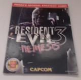 Resident Evil 3 Nemesis - strategy guide