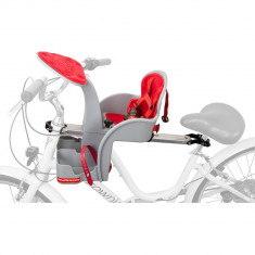 Scaun de bicicleta SafeFront Clasic 2018 WeeRide WR09