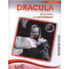 Dracula de la Gotic la Postmodernism - Anamaria BOBOC