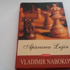 Apararea Lujin Vladimir Nabokov  ,RF18/0