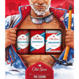 Old Spice set cadou Whitewater stick+deo+gel dush