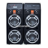 Set 2 Boxe Active cu Bluetooth USB SD MP3 Karaoke Chitara DP2304 360W