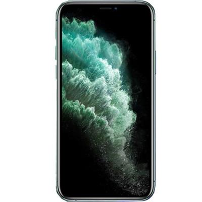 IPhone 11 Pro Max Dual Sim eSim 64GB LTE 4G Verde 4GB RAM foto