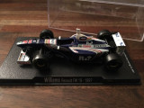 Macheta 1/43 F1 Williams Renault FW19 1997 Jacques Villeneuve, 1:43